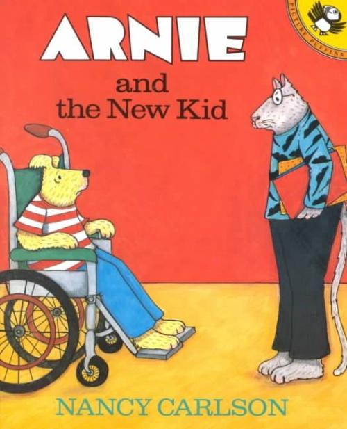 Arnie New Kid-Carlson