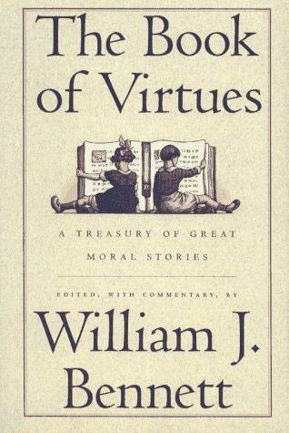 Book Virtues-Bennett