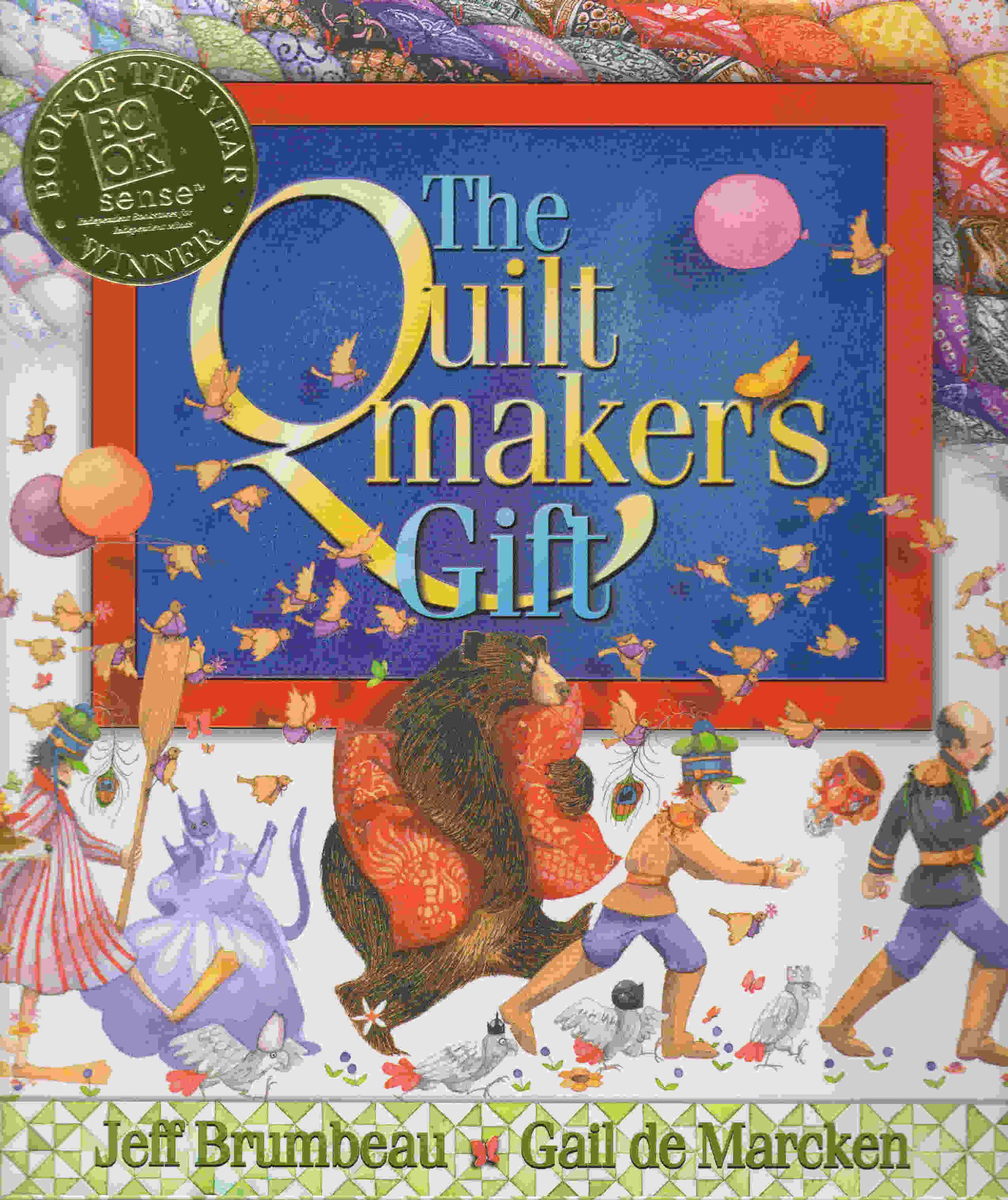 Quiltmakers Gift-Brumbeau