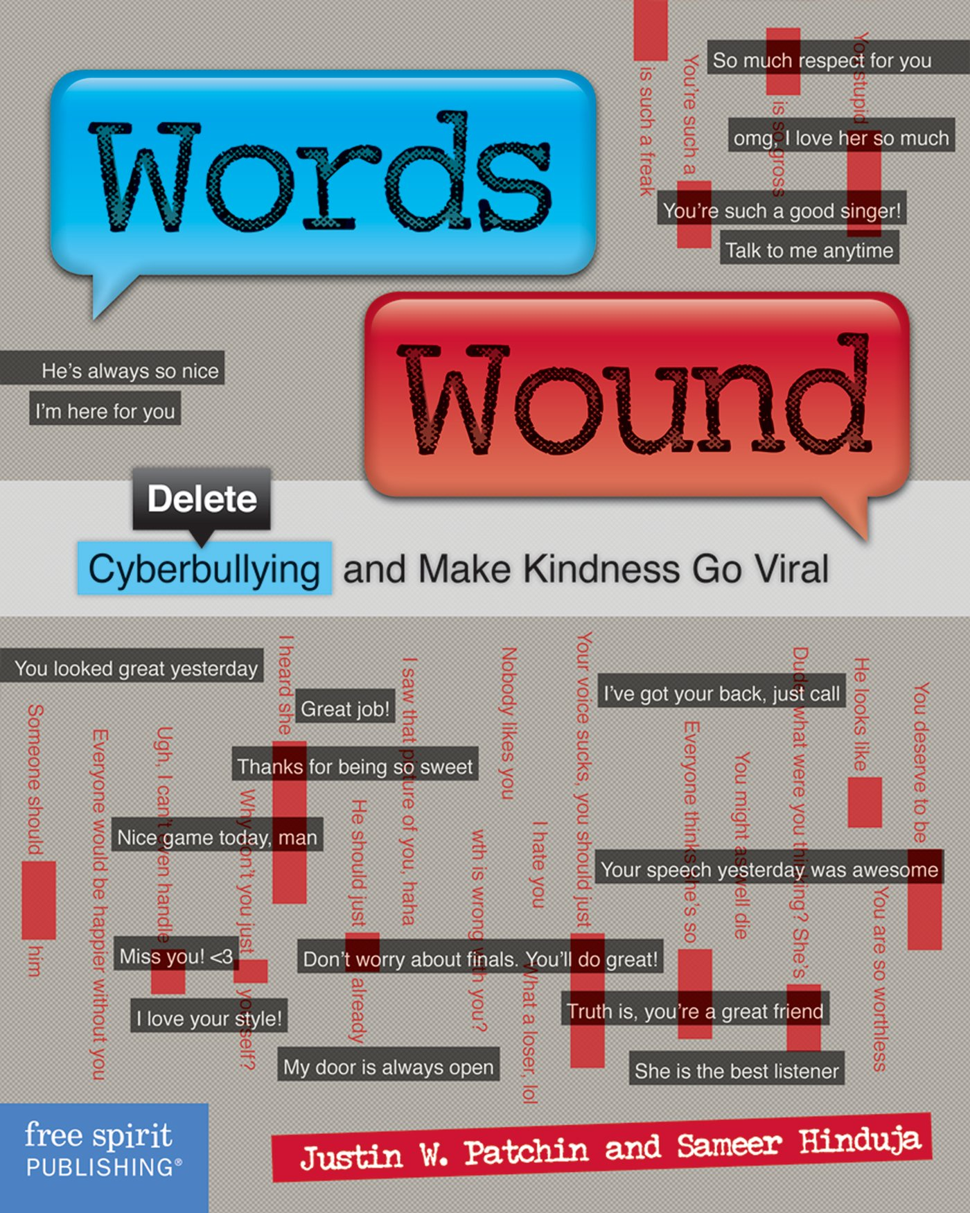 Words Wound-Patchin